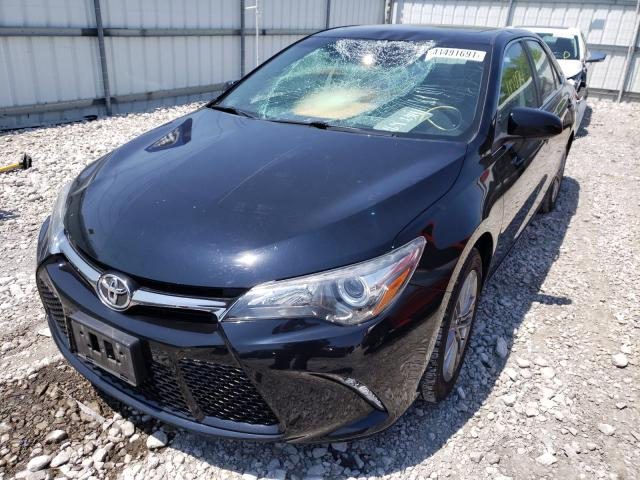 2015 TOYOTA CAMRY LE 4T1BF1FK2FU491464