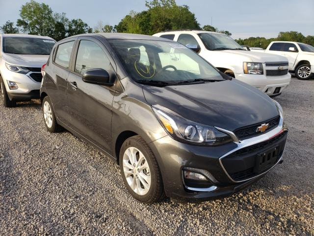 Salvage cars for sale from Copart Eight Mile, AL: 2020 Chevrolet Spark 1LT
