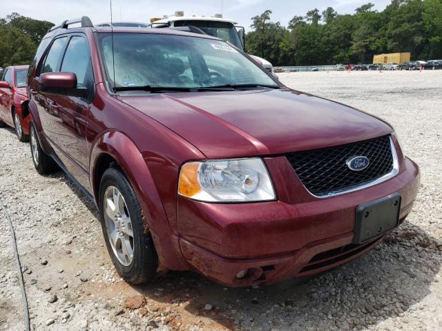 Vehiculos salvage en venta de Copart Houston, TX: 2005 Ford Freestyle