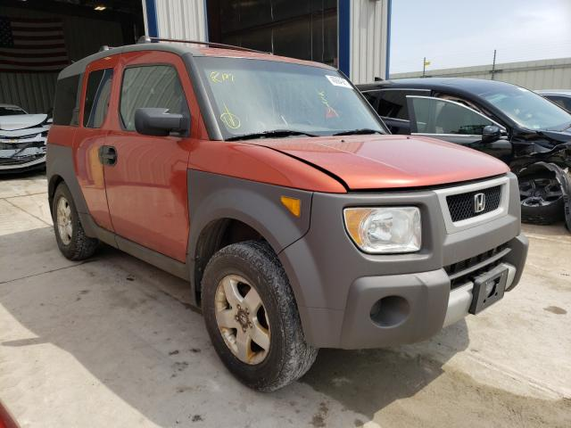Salvage cars for sale from Copart Appleton, WI: 2004 Honda Element EX
