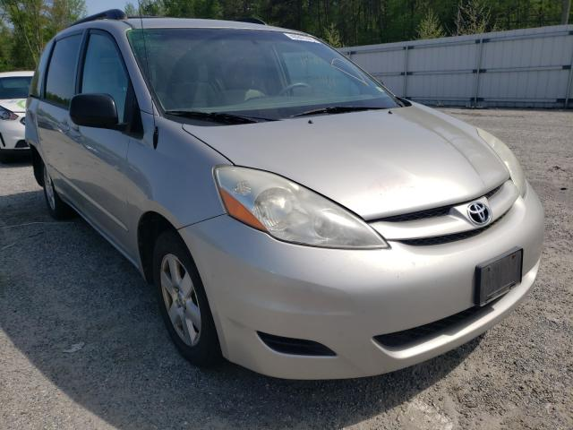 2010 TOYOTA SIENNA CE 5TDKK4CC3AS300548