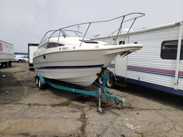Bayliner salvage cars for sale: 1994 Bayliner Boat Trail