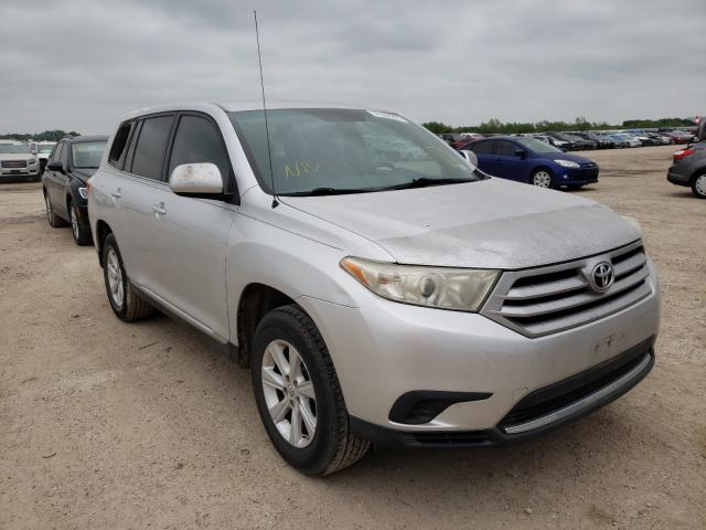 Salvage cars for sale from Copart Temple, TX: 2011 Toyota Highlander