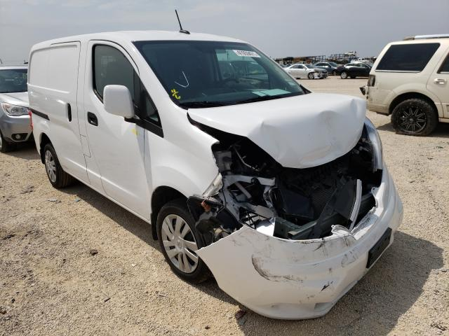 Salvage cars for sale from Copart San Antonio, TX: 2021 Nissan NV200 2.5S