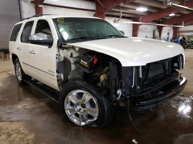 Salvage cars for sale from Copart Lansing, MI: 2010 Chevrolet Tahoe K150