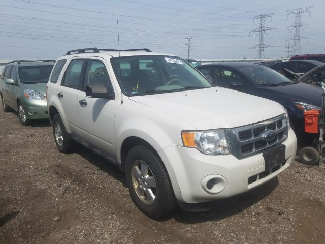 Salvage cars for sale from Copart Elgin, IL: 2010 Ford Escape XLS