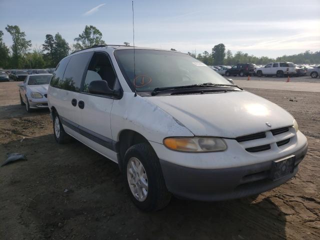 Dodge Caravan salvage cars for sale: 1999 Dodge Caravan