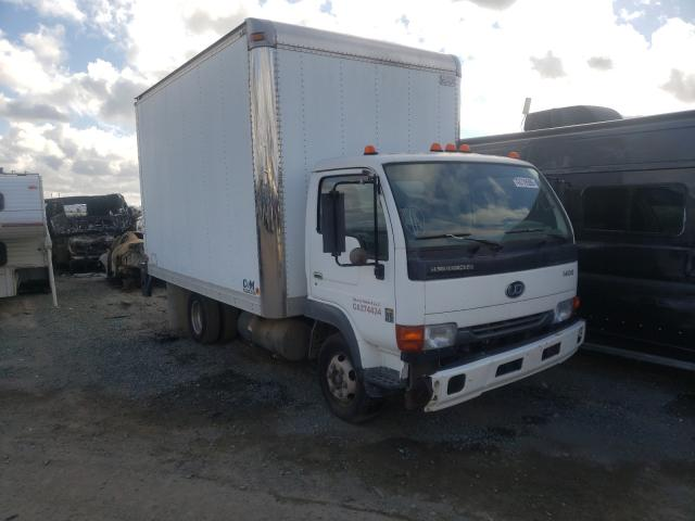 Nissan Diesel salvage cars for sale: 2004 Nissan Diesel UD1400
