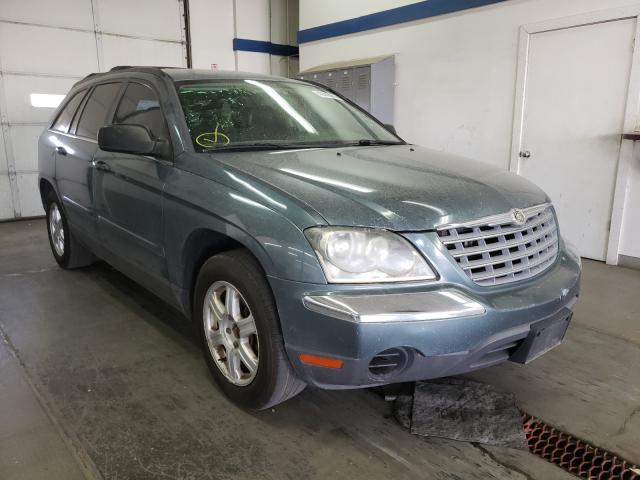 Salvage cars for sale from Copart Pasco, WA: 2006 Chrysler Pacifica T