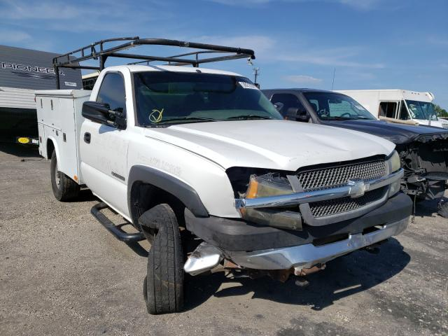 Salvage cars for sale from Copart Jacksonville, FL: 2004 Chevrolet Silverado