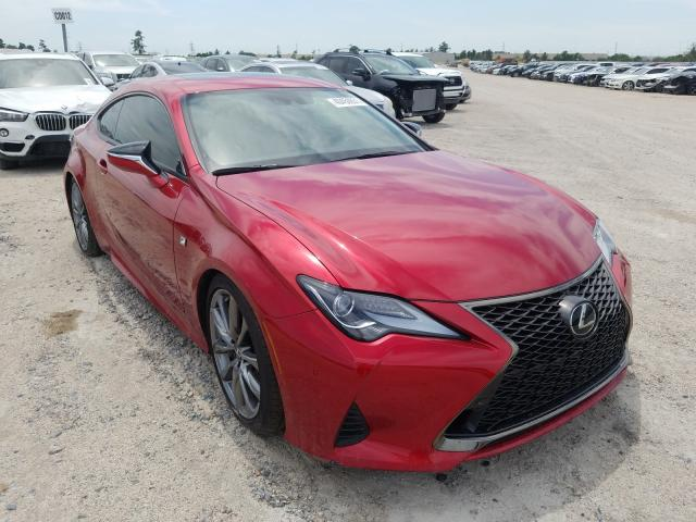 2019 Lexus RC 300 for sale in Houston, TX