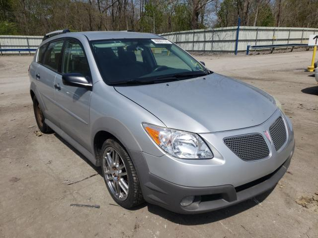 Salvage cars for sale from Copart Ellwood City, PA: 2005 Pontiac Vibe