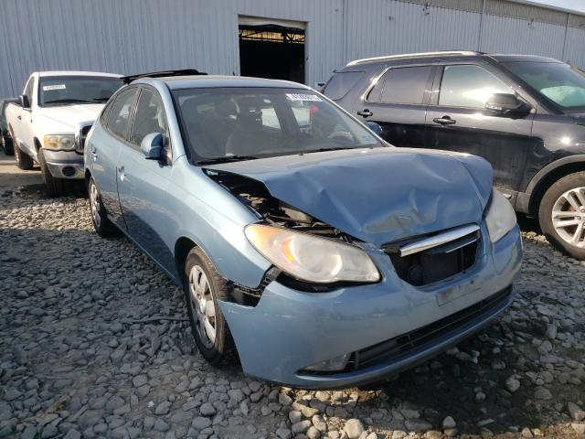 Salvage cars for sale from Copart Windsor, NJ: 2007 Hyundai Elantra GL