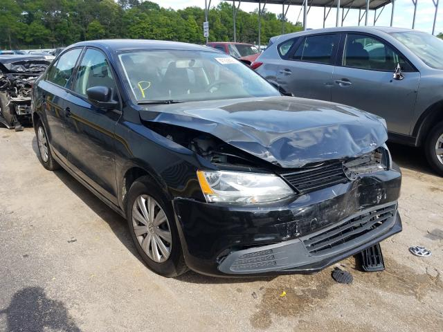 Salvage cars for sale from Copart Austell, GA: 2014 Volkswagen Jetta Base