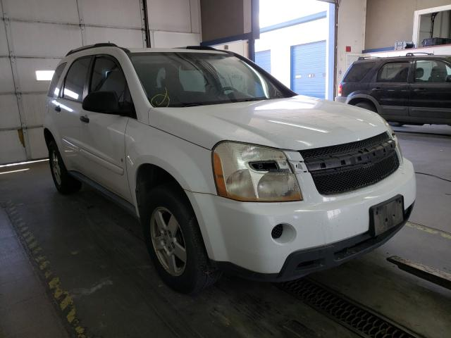 Salvage cars for sale from Copart Pasco, WA: 2007 Chevrolet Equinox LS