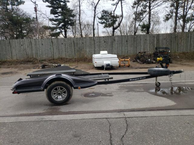 Salvage trucks for sale at Ham Lake, MN auction: 2018 Rang Boat Trailer