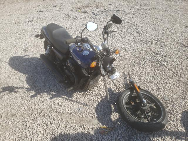 Salvage cars for sale from Copart Hueytown, AL: 2016 Harley-Davidson XG750