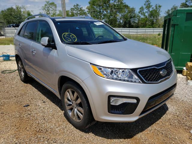 KIA Sorento SX salvage cars for sale: 2012 KIA Sorento SX