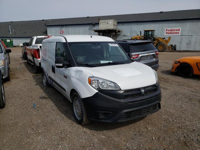 Salvage cars for sale from Copart Davison, MI: 2015 Dodge RAM Promaster