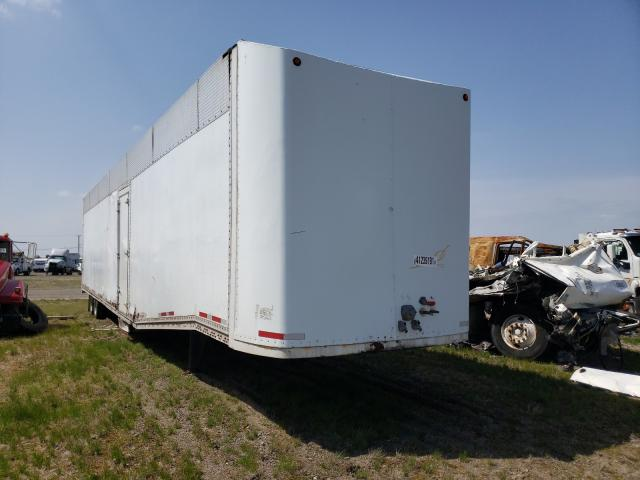 Salvage cars for sale from Copart Hammond, IN: 1989 Encl Trailer