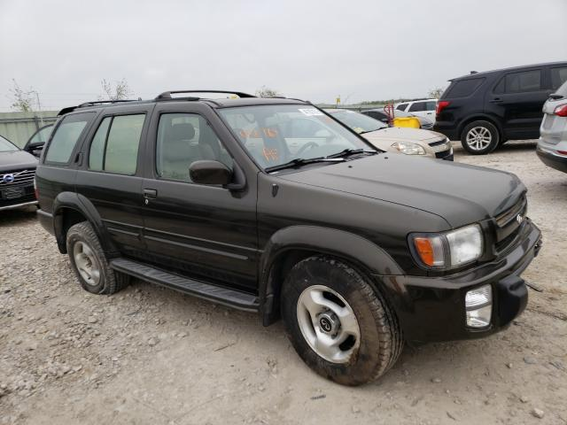 Infiniti QX4 salvage cars for sale: 1999 Infiniti QX4