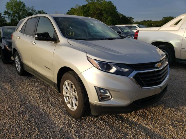 Salvage cars for sale from Copart Eight Mile, AL: 2019 Chevrolet Equinox LT