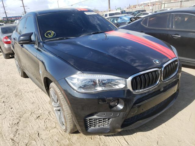 BMW salvage cars for sale: 2017 BMW X6 M