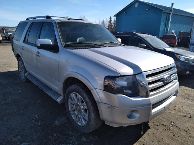 Salvage cars for sale from Copart Anchorage, AK: 2011 Ford Expedition