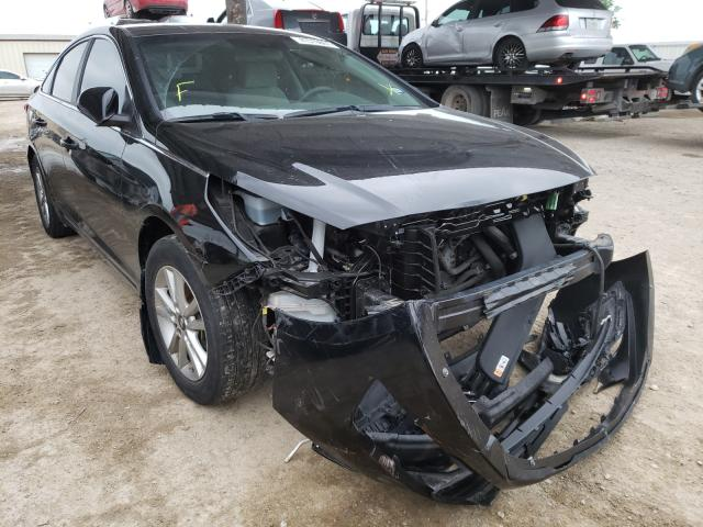 Salvage cars for sale from Copart Temple, TX: 2017 Hyundai Sonata SE