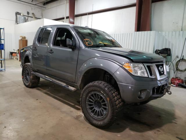 Salvage cars for sale from Copart Lufkin, TX: 2018 Nissan Frontier S