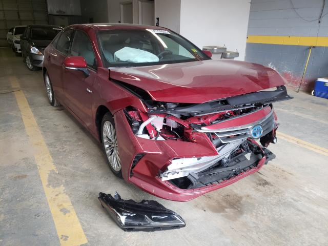 Salvage cars for sale from Copart Mocksville, NC: 2021 Toyota Avalon LIM