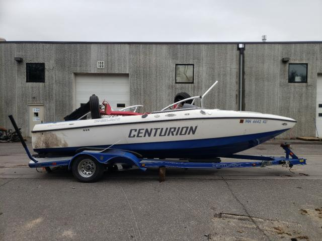 Salvage cars for sale from Copart Ham Lake, MN: 2004 Cenu Boat