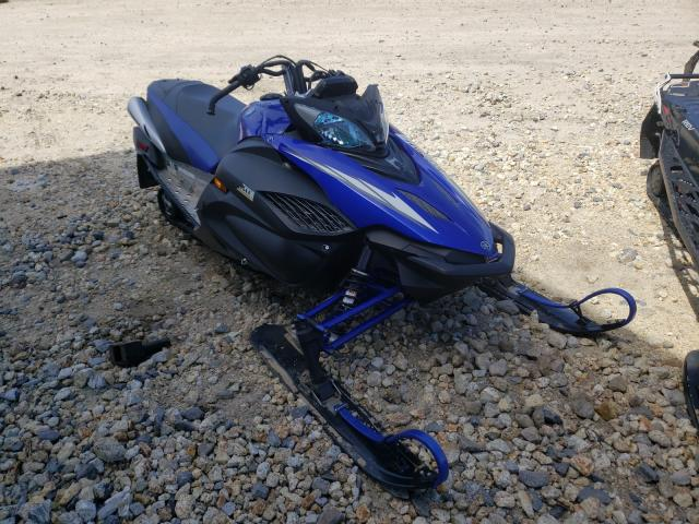 Salvage cars for sale from Copart Candia, NH: 2006 Yamaha Apex