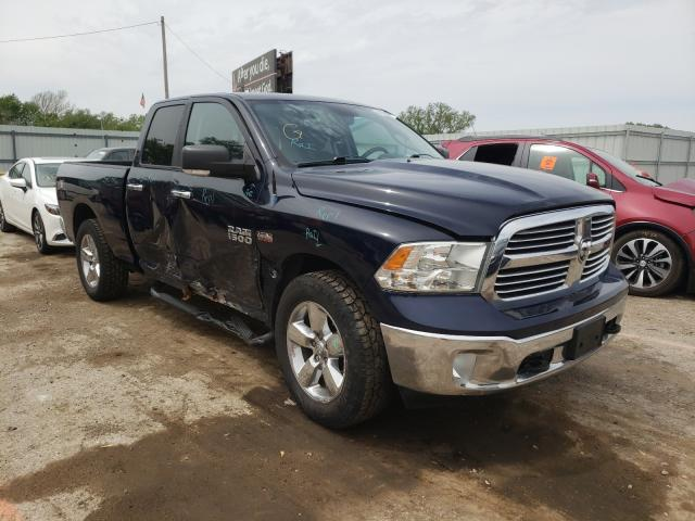 Salvage cars for sale from Copart Wichita, KS: 2013 Dodge RAM 1500 SLT
