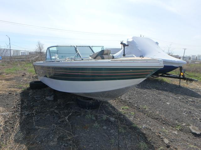 Princecraft salvage cars for sale: 1999 Princecraft Super PRO