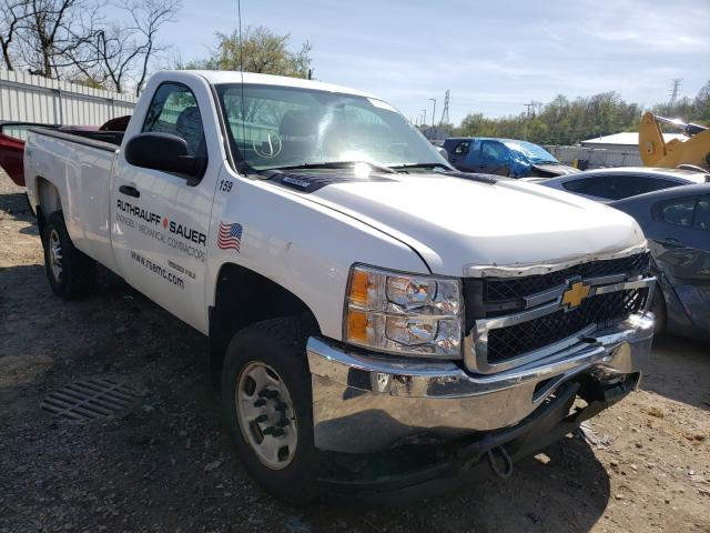 Salvage cars for sale from Copart West Mifflin, PA: 2012 Chevrolet Silverado