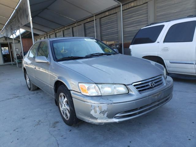 Salvage 2000 TOYOTA CAMRY - Small image. Lot 40590981