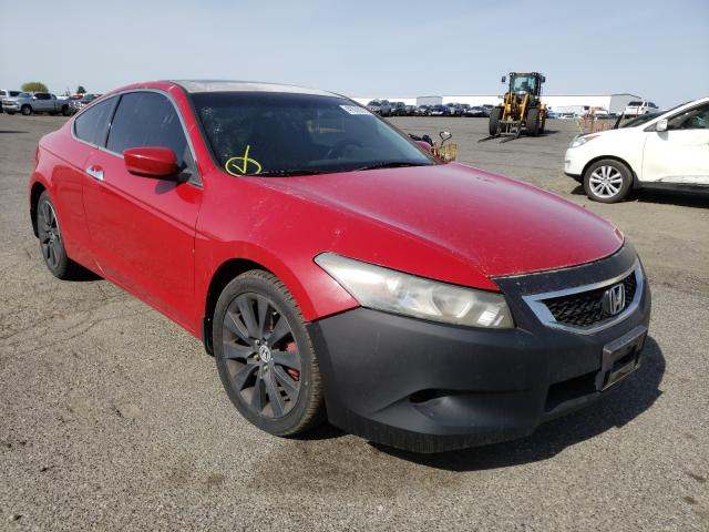 Salvage cars for sale from Copart Pasco, WA: 2008 Honda Accord EXL