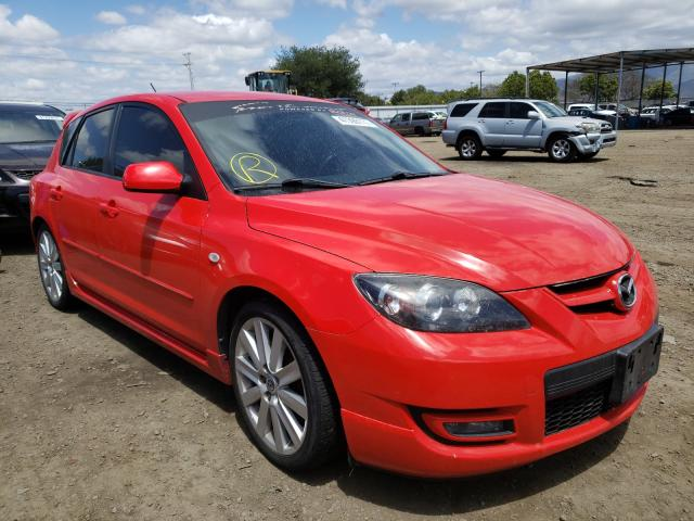Mazda Speed 3 salvage cars for sale: 2007 Mazda Speed 3