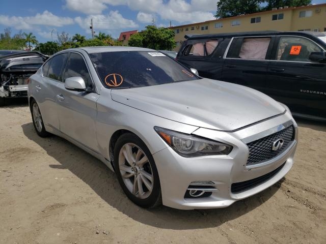 2015 Infiniti Q50 Base for sale in Opa Locka, FL