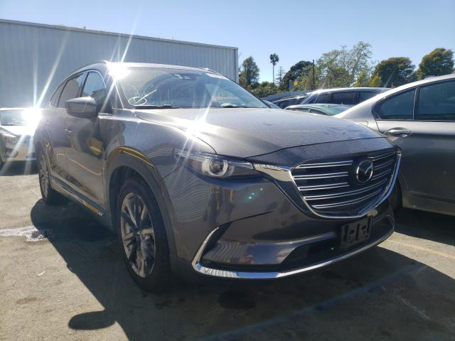 Mazda salvage cars for sale: 2016 Mazda CX-9 Signa