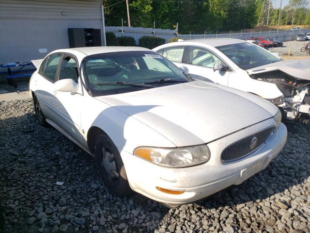 Vehiculos salvage en venta de Copart Mebane, NC: 2000 Buick Lesabre