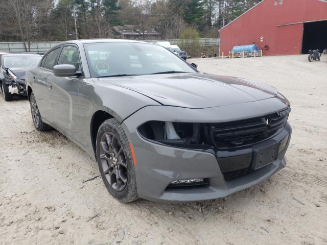 Salvage 2018 DODGE CHARGER - Small image. Lot 40179821