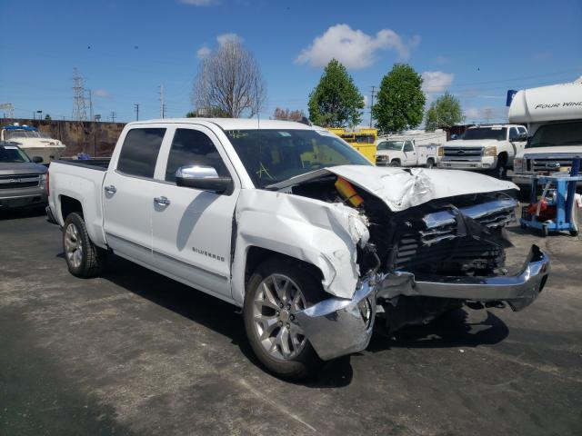 Salvage cars for sale from Copart Wilmington, CA: 2018 Chevrolet Silverado