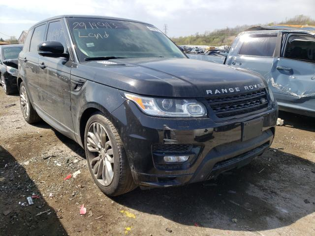Land Rover salvage cars for sale: 2015 Land Rover Range Rover