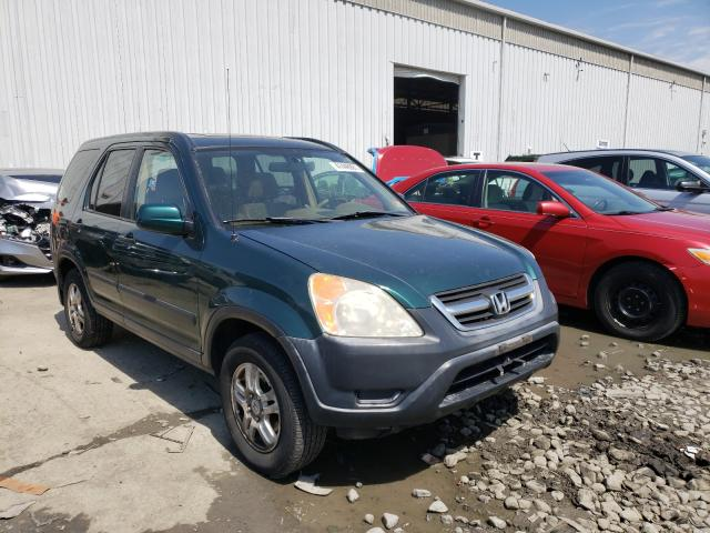 Salvage cars for sale from Copart Windsor, NJ: 2003 Honda CR-V