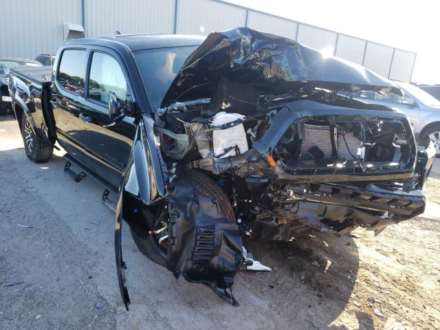 Salvage cars for sale from Copart Apopka, FL: 2021 Toyota Tacoma DOU