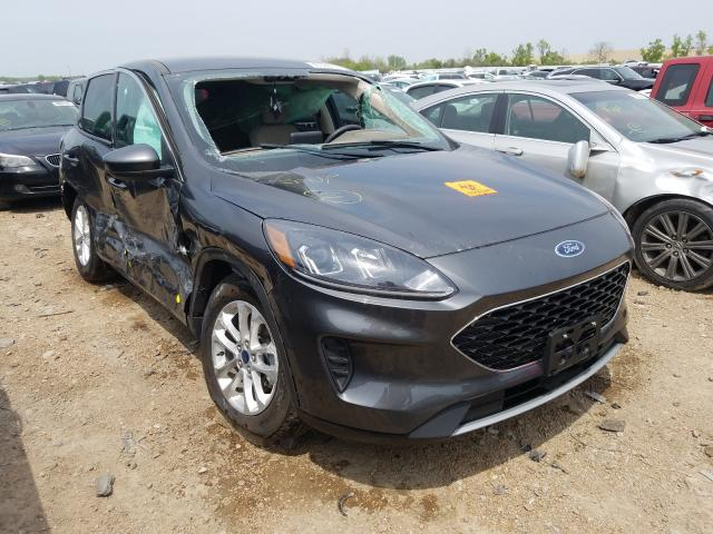Salvage cars for sale from Copart Bridgeton, MO: 2020 Ford Escape SE