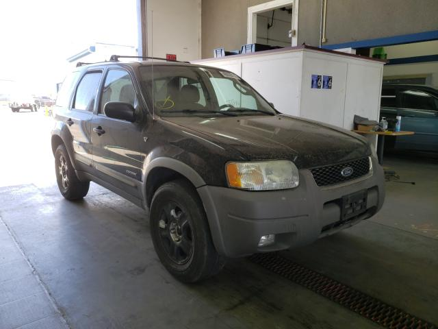 Salvage cars for sale from Copart Pasco, WA: 2002 Ford Escape XLT