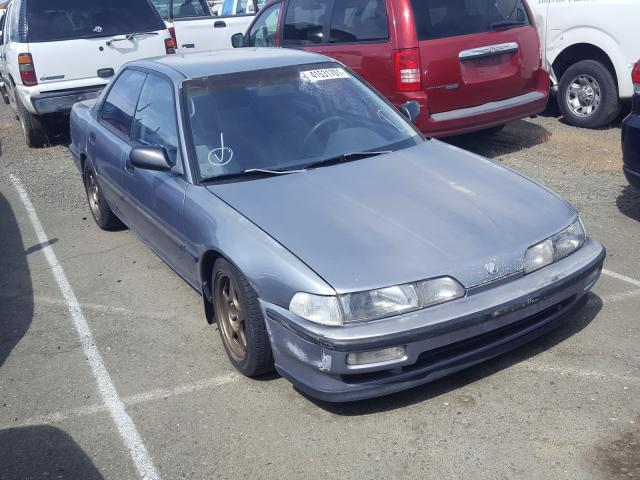 Salvage cars for sale from Copart Vallejo, CA: 1991 Acura Integra RS